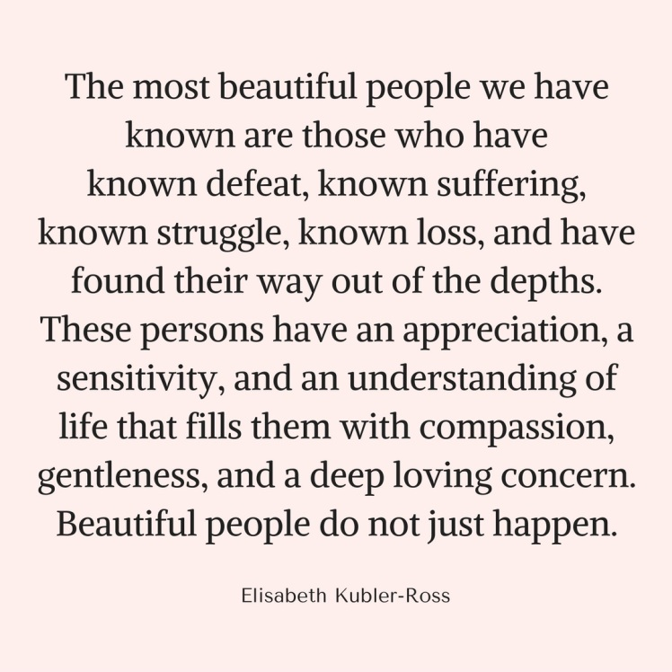 elisabeth kubler ross quote